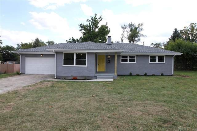 1472 E Stroop Road, Kettering, OH 45429 (MLS #827731) :: The Gene Group