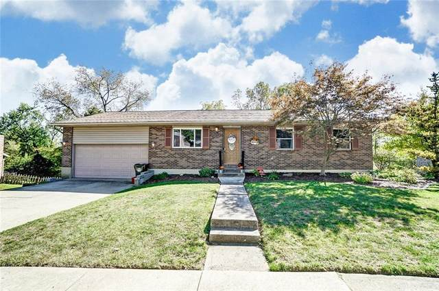 1420 Sherwood Forest Drive, Dayton, OH 45449 (MLS #827760) :: The Westheimer Group