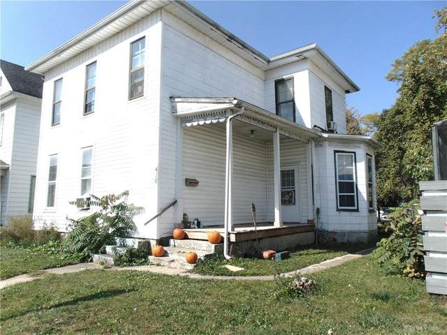 416 W 4th Street, Greenville, OH 45331 (MLS #827803) :: Denise Swick and Company