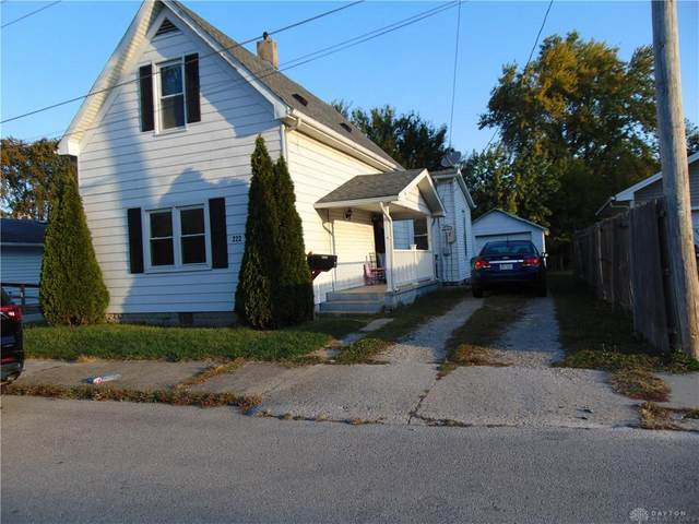 222 11th Street, Greenville, OH 45331 (MLS #827808) :: Denise Swick and Company