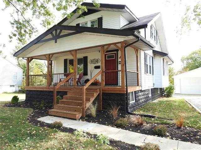 2004 Division Avenue, Harrison Twp, OH 45414 (MLS #827878) :: The Gene Group