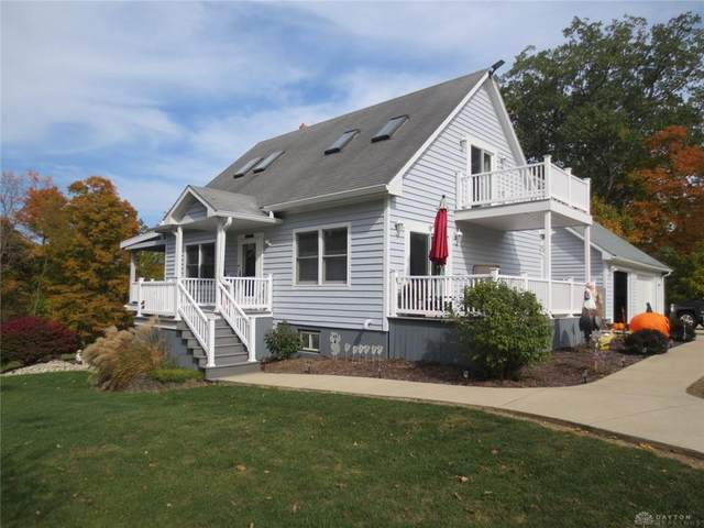 9817 Roberts Drive, Franklin Twp, OH 45005 (MLS #827891) :: The Gene Group