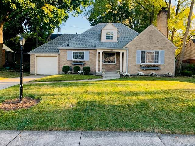 118 Chatham Drive, Kettering, OH 45429 (MLS #827921) :: The Gene Group