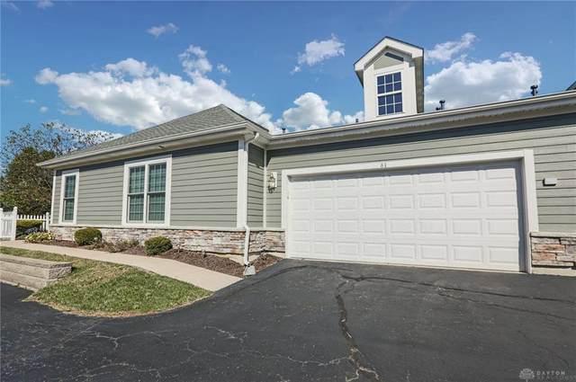 81 Abbey Drive, Springboro, OH 45066 (MLS #827962) :: The Gene Group