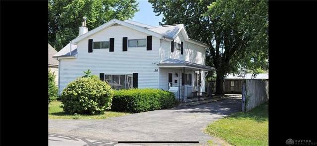 30 Frahn Avenue, Fairborn, OH 45324 (MLS #827966) :: The Gene Group