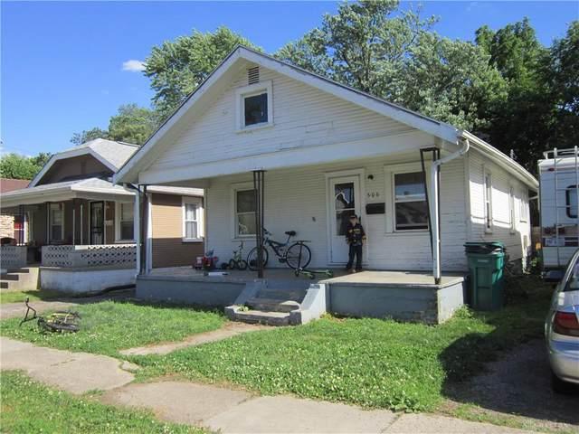 506 Greene Street, Fairborn, OH 45324 (MLS #827988) :: The Gene Group