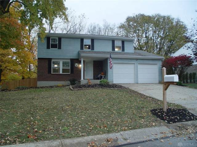 4376 Linchmere Drive, Clayton, OH 45415 (MLS #827989) :: The Gene Group