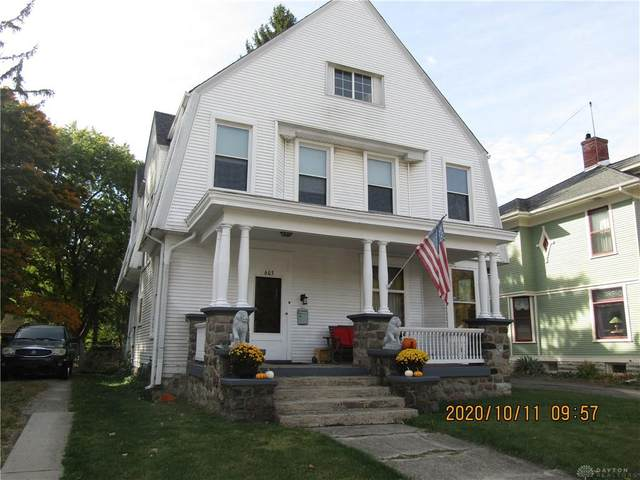 603 E Main Street, Eaton, OH 45320 (MLS #827991) :: The Gene Group