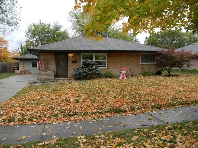 3875 Glaser Drive, Dayton, OH 45429 (MLS #827992) :: The Gene Group