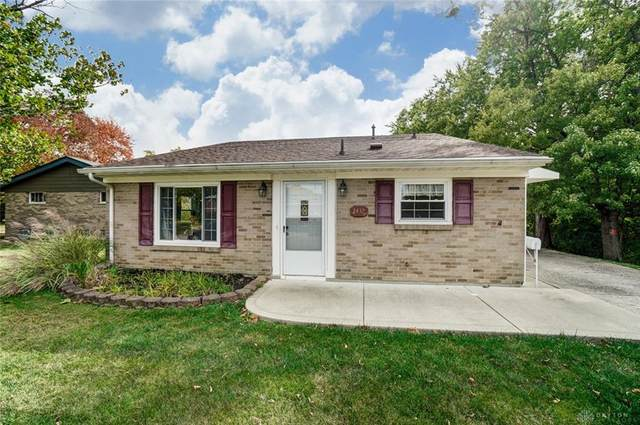 2432 Hackney Drive, Kettering, OH 45420 (MLS #828001) :: The Westheimer Group