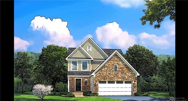 6205 Derby Pl, Huber Heights, OH 45424 (MLS #828004) :: The Gene Group