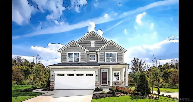 5973 Churchill Downs Place, Huber Heights, OH 45424 (MLS #828005) :: The Gene Group