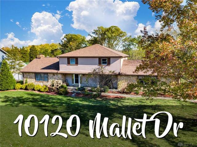 10120 Mallet Drive, Washington TWP, OH 45458 (MLS #828011) :: The Westheimer Group