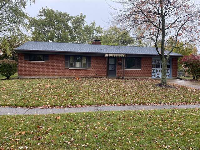 4112 Kimberly Drive, Kettering, OH 45429 (MLS #828022) :: The Gene Group