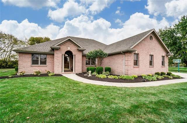 4238 Belle Terrace Lane, Clearcreek Twp, OH 45036 (MLS #828048) :: The Westheimer Group