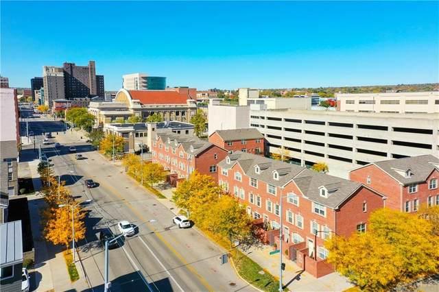 239 E 1st Street, Dayton, OH 45402 (MLS #828062) :: The Gene Group