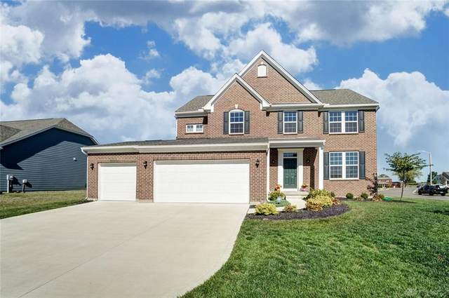 1157 Red Maple Drive, Troy, OH 45373 (MLS #828162) :: The Gene Group