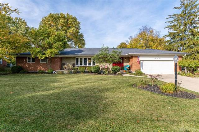 833 Schrubb Drive, Kettering, OH 45429 (MLS #828168) :: The Gene Group