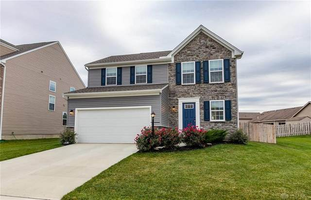 6394 Emerald Downs Place, Huber Heights, OH 45424 (MLS #828170) :: The Gene Group