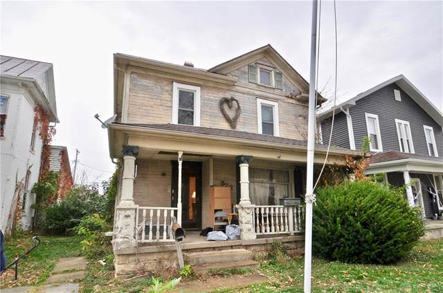 326 E 5th Street, Greenville, OH 45331 (MLS #828187) :: The Gene Group