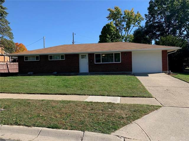 6654 Harshmanville Road, Huber Heights, OH 45424 (MLS #828221) :: The Gene Group