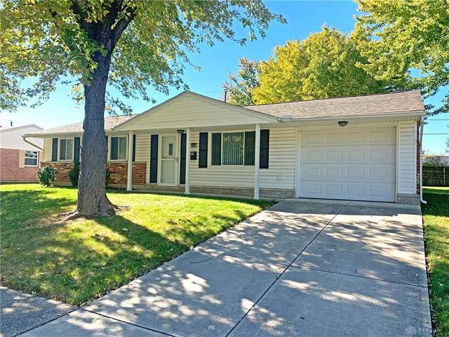 4930 Pennswood Drive, Huber Heights, OH 45424 (MLS #828226) :: The Gene Group