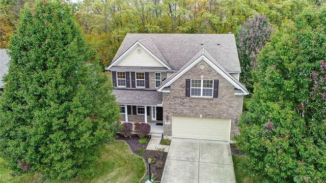 731 Colony Trail, New Carlisle, OH 45344 (MLS #828248) :: The Gene Group