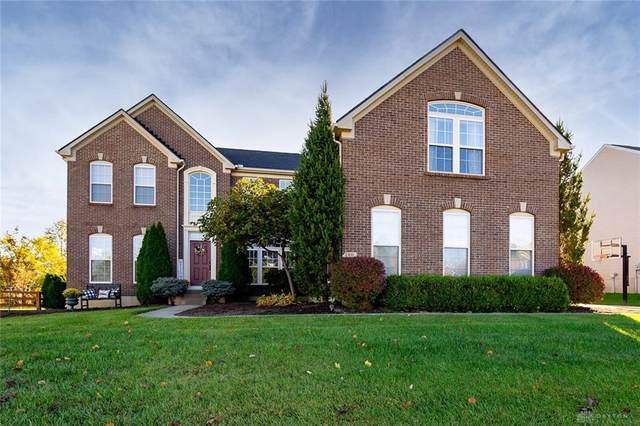 130 Wells Drive, Springboro, OH 45066 (MLS #828259) :: The Gene Group