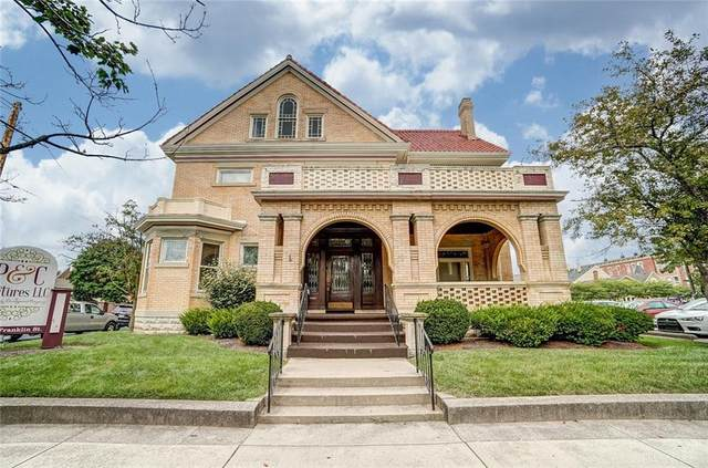 121 W Franklin Street, Troy, OH 45373 (MLS #828289) :: The Westheimer Group