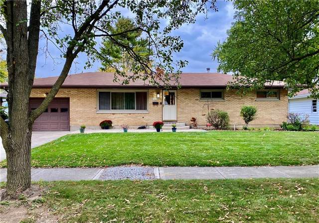 1325 Chelsea Road, Troy, OH 45373 (MLS #828297) :: The Gene Group