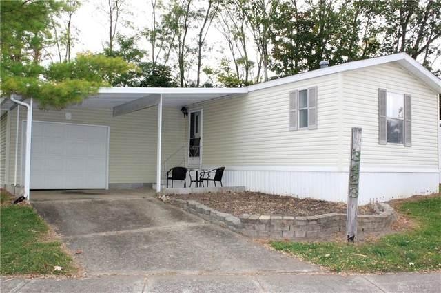 3423 Michael Drive, New Carlisle, OH 45344 (MLS #828310) :: The Gene Group