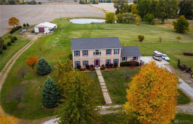 3549 W State Route 41, Troy, OH 45373 (MLS #828313) :: The Gene Group