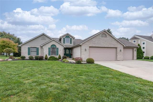 451 Circle Drive, Greenville Twp, OH 45331 (MLS #828330) :: The Gene Group
