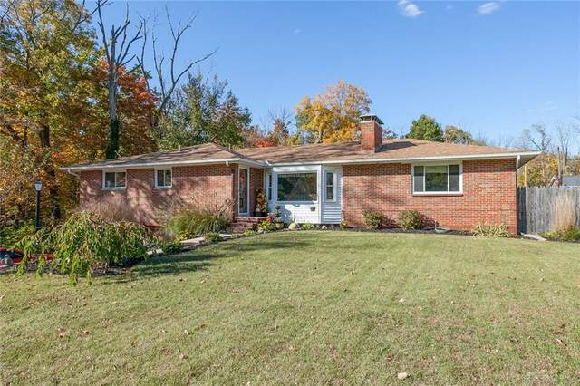 3155 Malina Avenue, Butler Township, OH 45414 (MLS #828370) :: The Gene Group