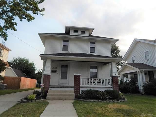 1621 Maiden Lane, Springfield, OH 45504 (MLS #828380) :: The Gene Group