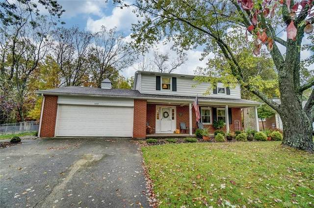 1087 Warren Drive, Wilmington, OH 45177 (MLS #828397) :: The Westheimer Group