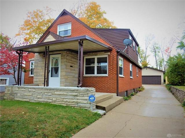 50 Homeview Drive, Harrison Twp, OH 45415 (MLS #828427) :: The Gene Group