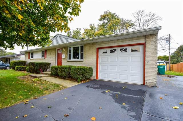 409 Zimmerman Street, New Carlisle, OH 45344 (MLS #828440) :: The Gene Group
