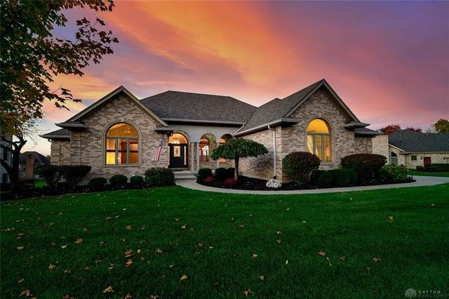 2782 Ash Ridge Drive, Beavercreek, OH 45434 (MLS #828445) :: The Gene Group