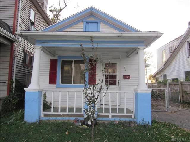 37 N Findlay Street, Dayton, OH 45403 (MLS #828464) :: The Gene Group