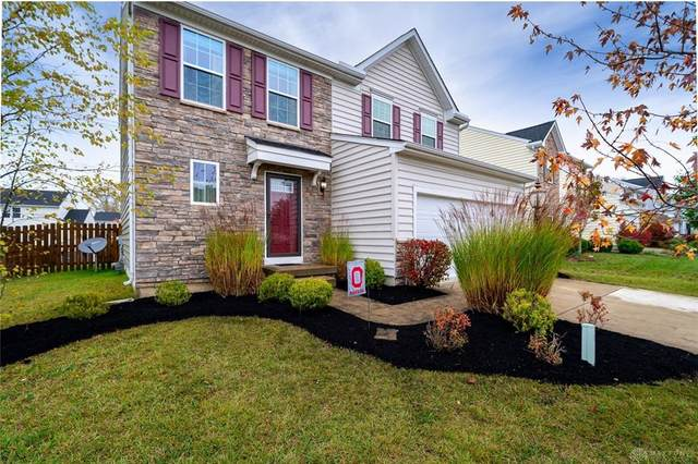 1305 Crystal Harbour Drive, Fairborn, OH 45324 (MLS #828485) :: The Gene Group
