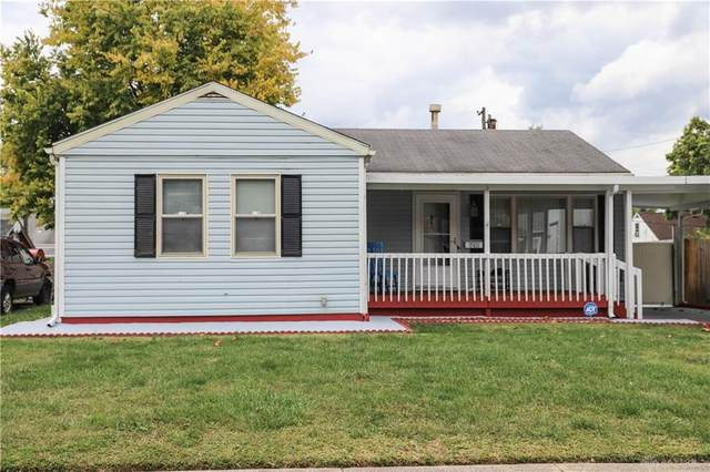243 N Westview Avenue, Dayton, OH 45403 (MLS #828563) :: The Westheimer Group