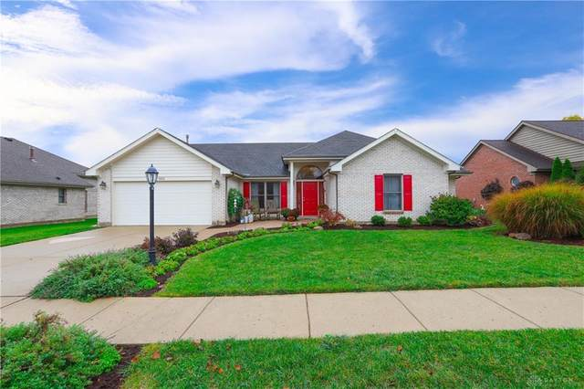 969 Orville Way, Xenia, OH 45385 (MLS #828565) :: The Gene Group