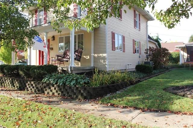 25 S 7th Street, Tipp City, OH 45371 (MLS #828681) :: Denise Swick and Company