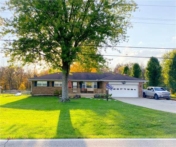 4743 Eck Road, Middletown, OH 45042 (MLS #828766) :: The Gene Group