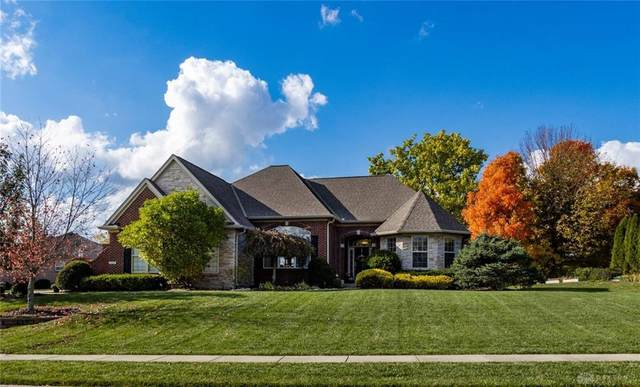 1235 Catalpa Ridge Drive, Lebanon, OH 45036 (MLS #828772) :: The Gene Group