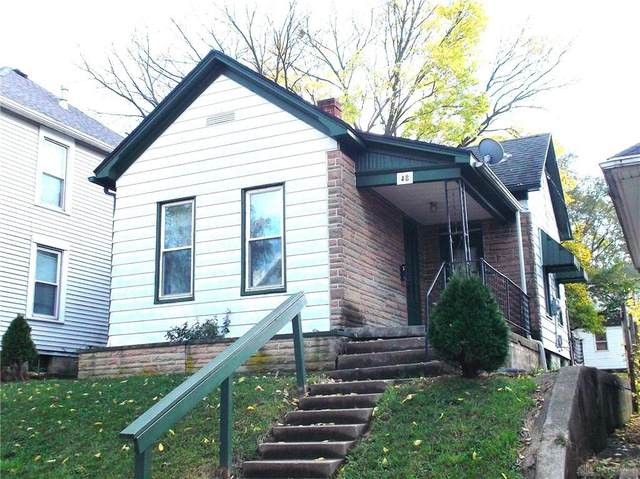 48 Pleasant Avenue, Dayton, OH 45403 (MLS #828792) :: The Gene Group