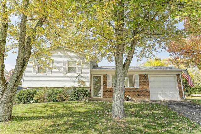 218 Cambridge Drive, Fairborn, OH 45324 (MLS #828809) :: The Gene Group