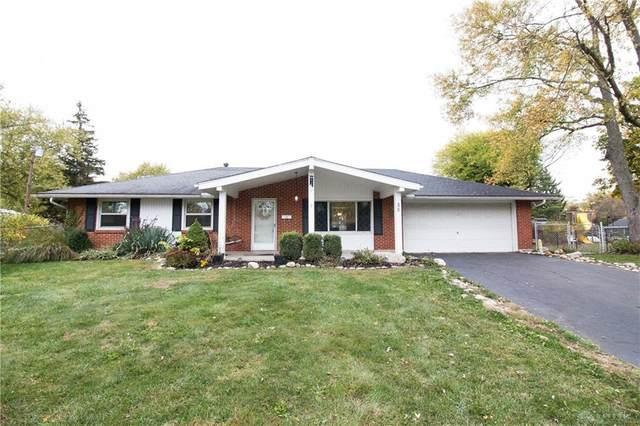55 Bethel Road, Dayton, OH 45458 (MLS #828884) :: The Gene Group