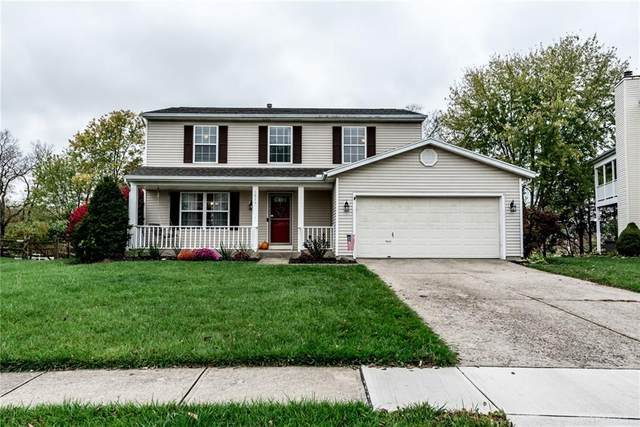 1611 Tollgate Court, Lebanon, OH 45036 (MLS #828896) :: The Gene Group